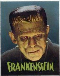 Frankenstein by Mary Shelley | Online Kid's Book