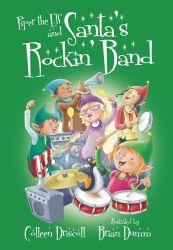 Piper the Elf and Santa's Rockin' Band