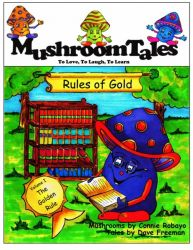 Mushroom Tales Volume 1 - Rules of Gold | MagicBlox Online Kid's Book