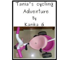 Tania's Cycling Adventure | MagicBlox Online Kid's Book