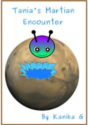 Tania's Martian Encounter
