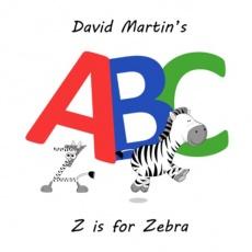 David Martin's ABC: Z is for Zebra | Online Kid's Book