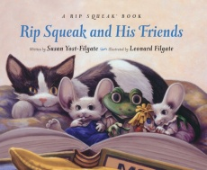 Rip Squeak and His Friends