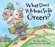 What Does it Mean to be Green?   Online Kid's Book