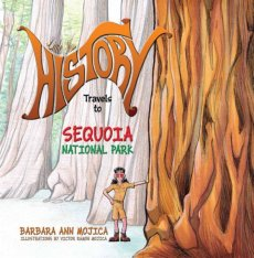 Little Miss HISTORY Travels to SEQUOIA National Park   MagicBlox Online Kid's Book