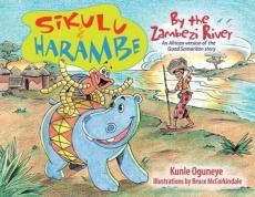 Sikulu and Harambe by the Zambezi River