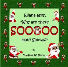 Eliana Asks, Why Are There Soooo Many Santas?