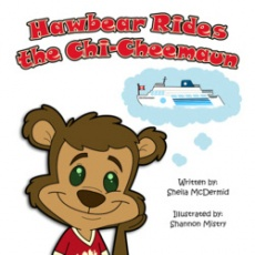 Hawbear Rides the Chi-Cheemaun