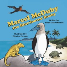 Marcel McDuby, The Blue-Footed Booby | MagicBlox Online Kid's Book