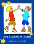 Add & Subtract Rhymes