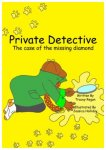 Private Detective - The Case of the Missing Diamond | MagicBlox Kids Book