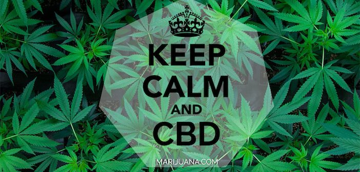 Keep Calm and CBD