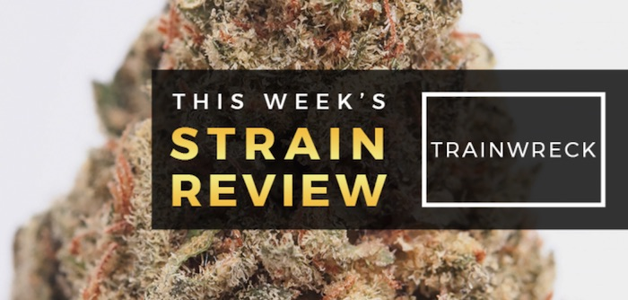 Trainwreck Marijuana Strain Review