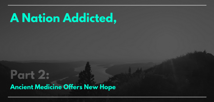 A Nation Addicted Part 2: Ancient Medicine Offers New Hope