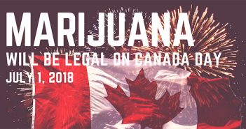 marijuana legal on canada day