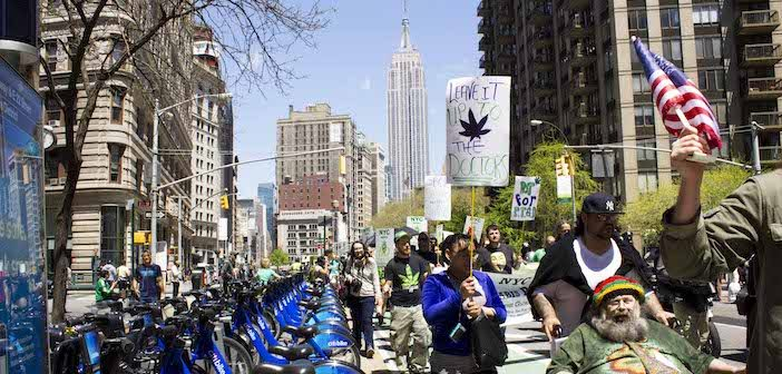 Chronic Pain Now Qualifies New Yorkers for Medical Marijuana