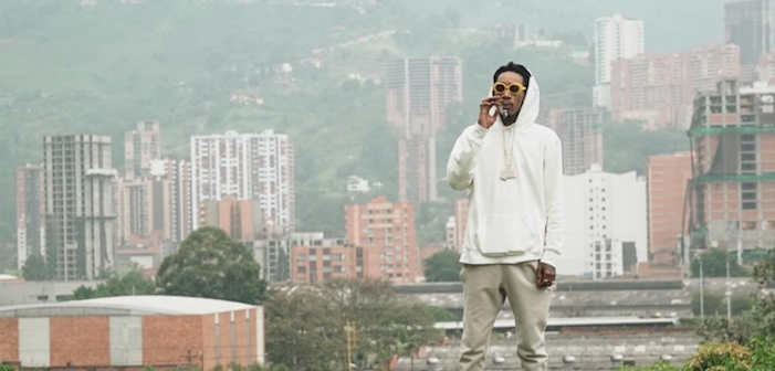 Wiz Khalifa Takes Heat for Smoking a Joint at Pablo Escobar's Grave