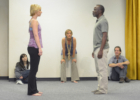 Production Photo 5: Circle Mirror