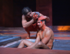 """Guards at the Taj"" production photo 4"