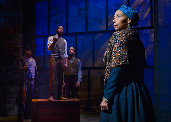 gem of the ocean Phylicia rashad performs a scene from gem of the ocean (2003) exclusively for august wilson: the ground on which i stand for her role as aunt ester, rashad received a tony award nomination for best actress in a play the play premiered in 2003 at the goodman theatre, chicago in 2004 gem of the.