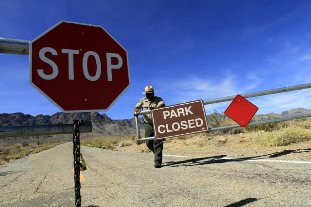 In 2011, California closed 70 state parks because of the budget deficit.