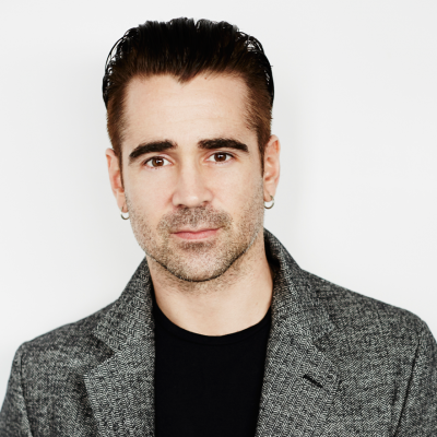 Colin Farrell at SAG Foundation Conversations. Photo by Maarten de Boer.