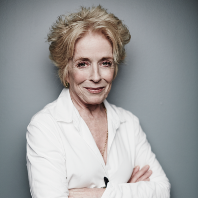 Holland Taylor at SAG Foundation Conversations. Photo by Maarten de Boer.