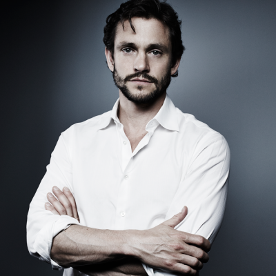 Hugh Dancy (HANNIBAL) at SAG Foundation Conversations. Photo by Maarten de Boer.