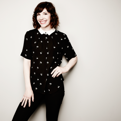 Carrie Brownstein (PORTLANDIA) at SAG Foundation Conversations. Photo by Maarten de Boer.