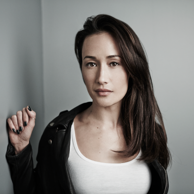 Maggie Q (STALKER) at SAG Foundation Conversations. Photo by Maarten de Boer.