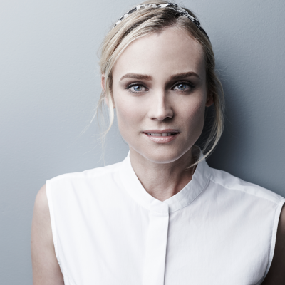 Diane Kruger (THE BRIDGE) at SAG Foundation Conversations. Photo by Maarten de Boer