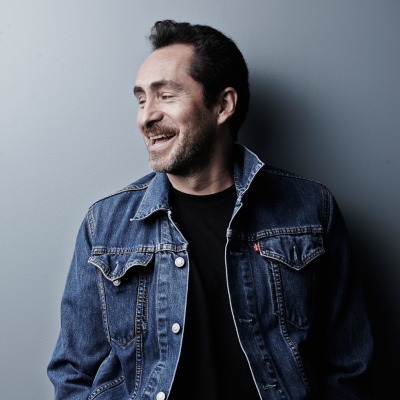 Demián Bichir at SAG Foundation Conversations. Photo by Maarten de Boer.