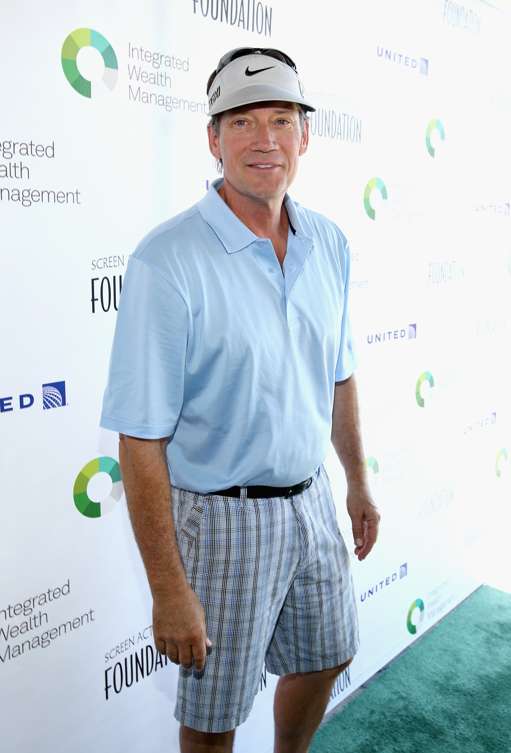 Actor Kevin Sorbo attends The Screen Actors Guild Foundation's 6th Annual Los Angeles Golf Classic on June 8, 2015 in Burbank, California.  (Photo by Mark Davis/Getty Images for The Screen Actors Guild Foundation)