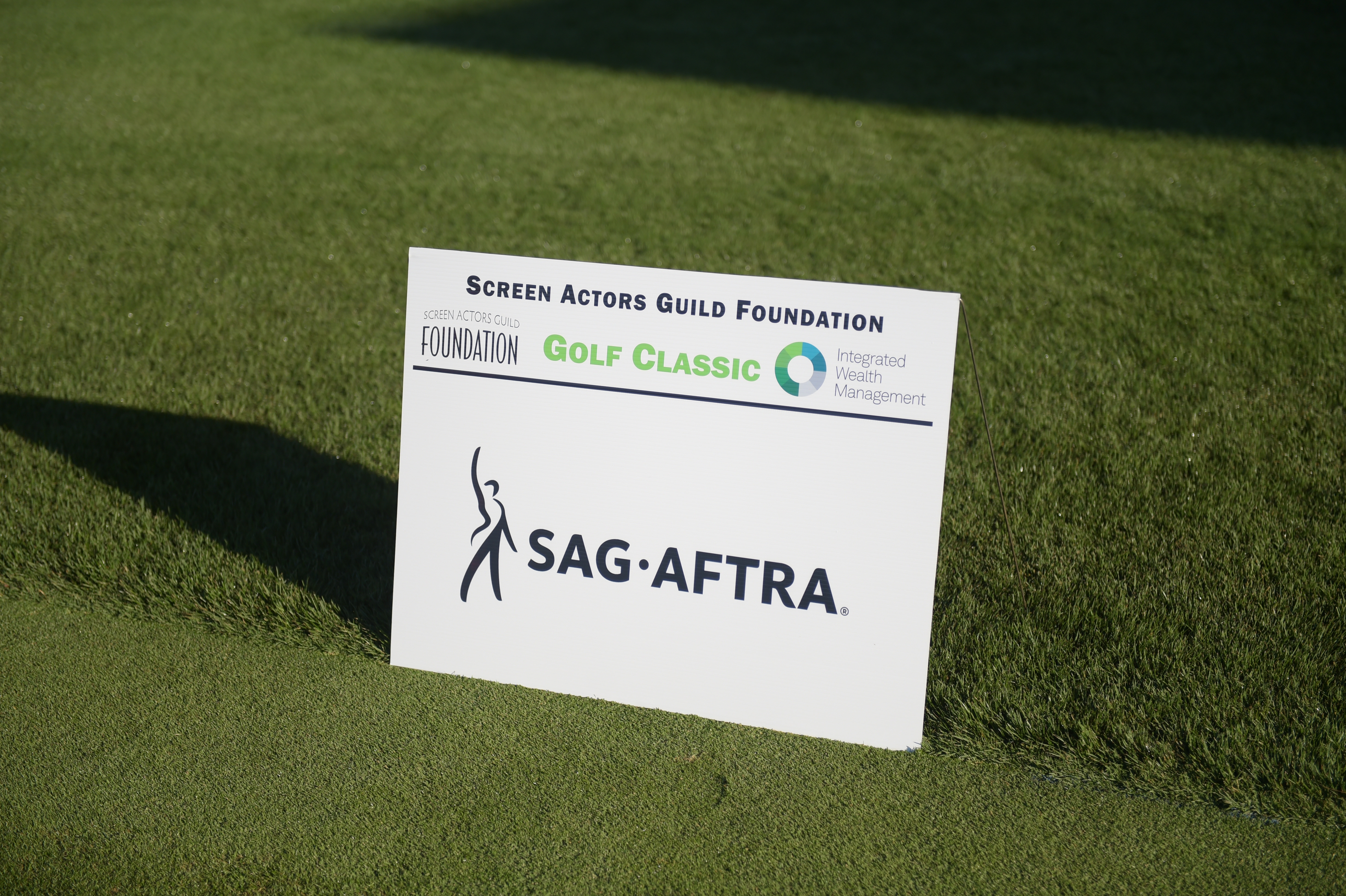 SAG-AFTRA sponsors The Screen Actors Guild Foundation's 6th Annual Los Angeles Golf Classic. (Photo by Jason Kempin/Getty Images for The Screen Actors Guild Foundation)