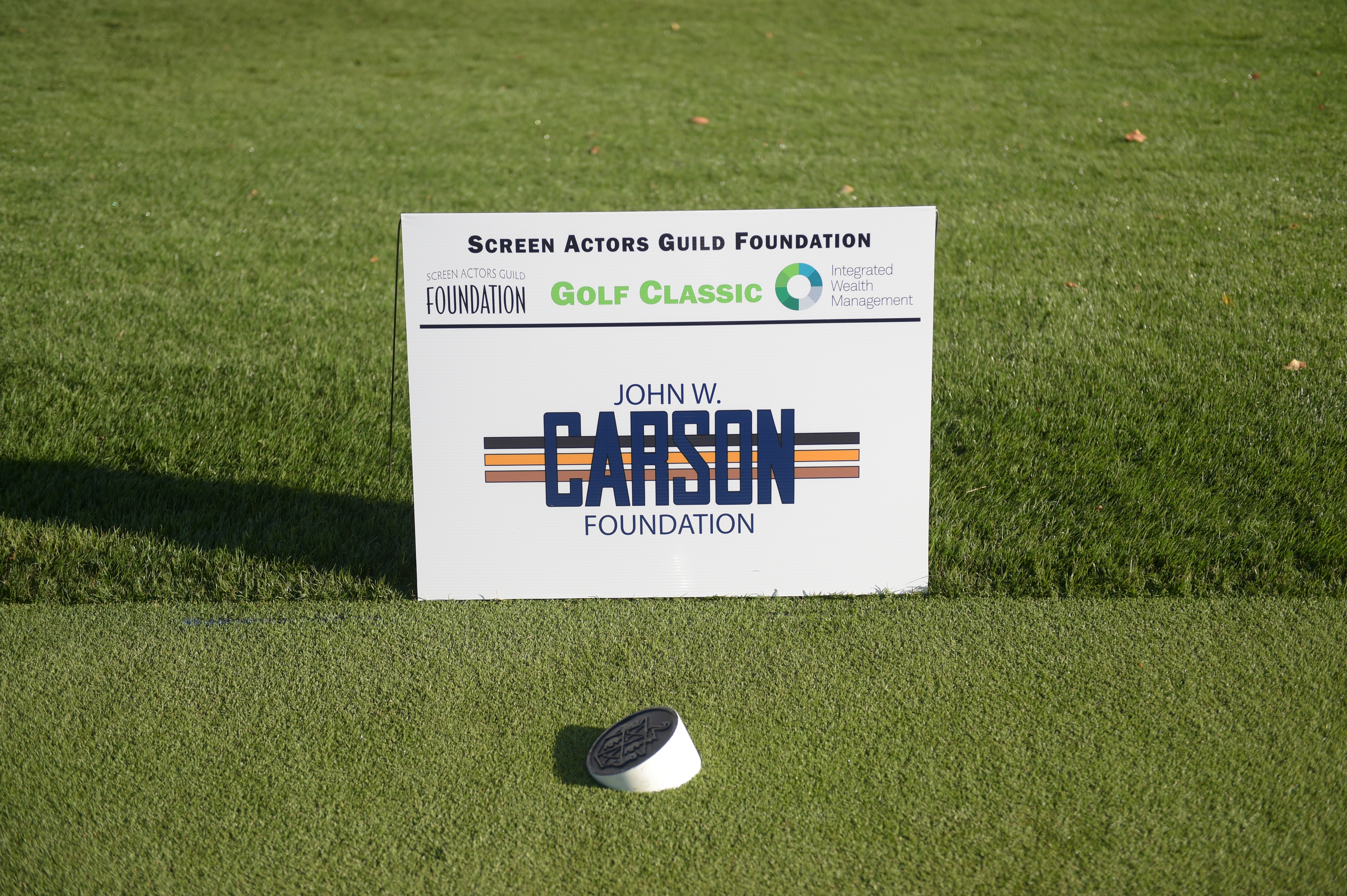 John W. Carson Foundation sponsors The Screen Actors Guild Foundation's 6th Annual Los Angeles Golf Classic. (Photo by Jason Kempin/Getty Images for The Screen Actors Guild Foundation)