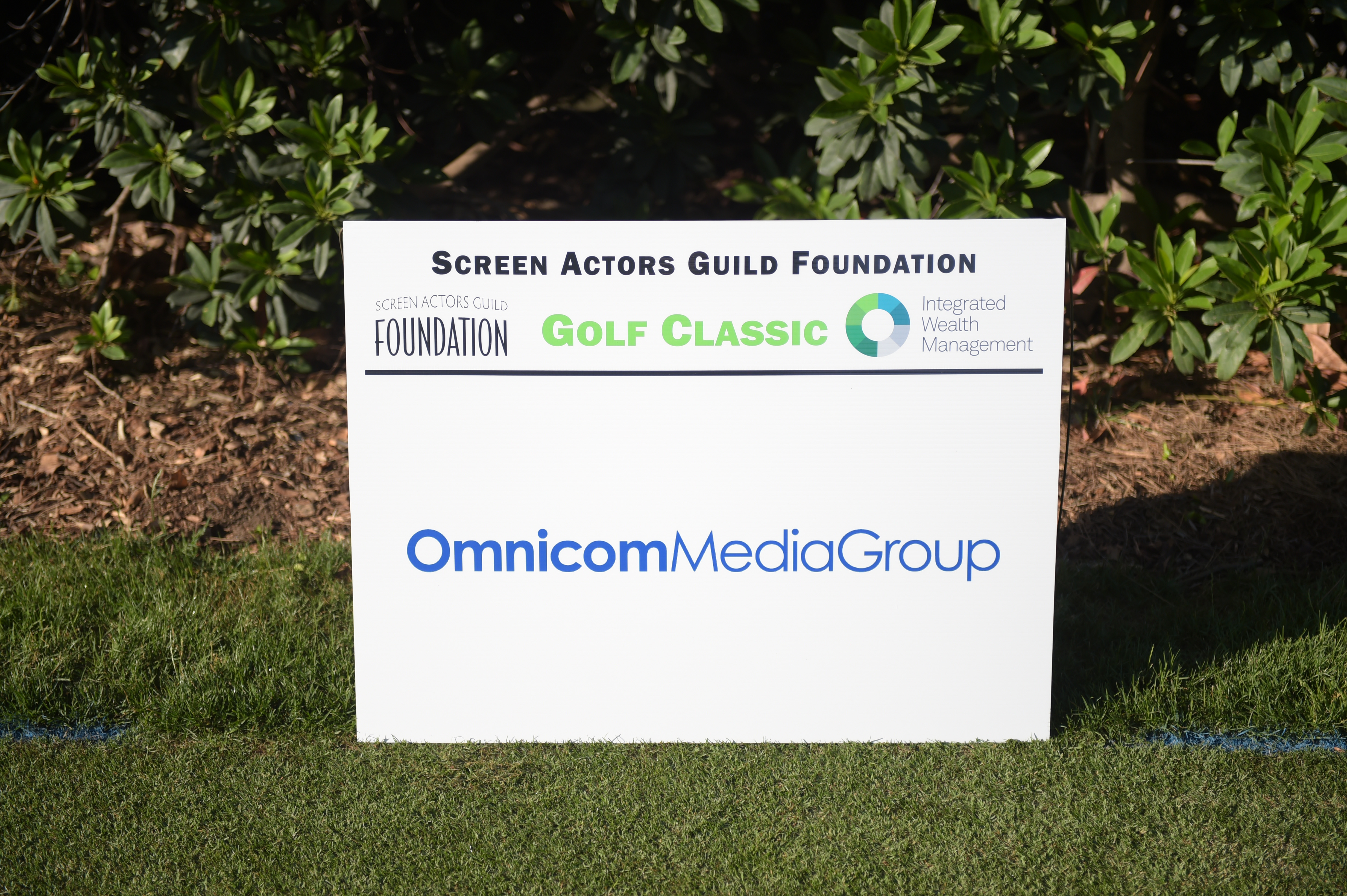 Omnicom Media Group sponsors The Screen Actors Guild Foundation's 6th Annual Los Angeles Golf Classic. (Photo by Jason Kempin/Getty Images for The Screen Actors Guild Foundation)