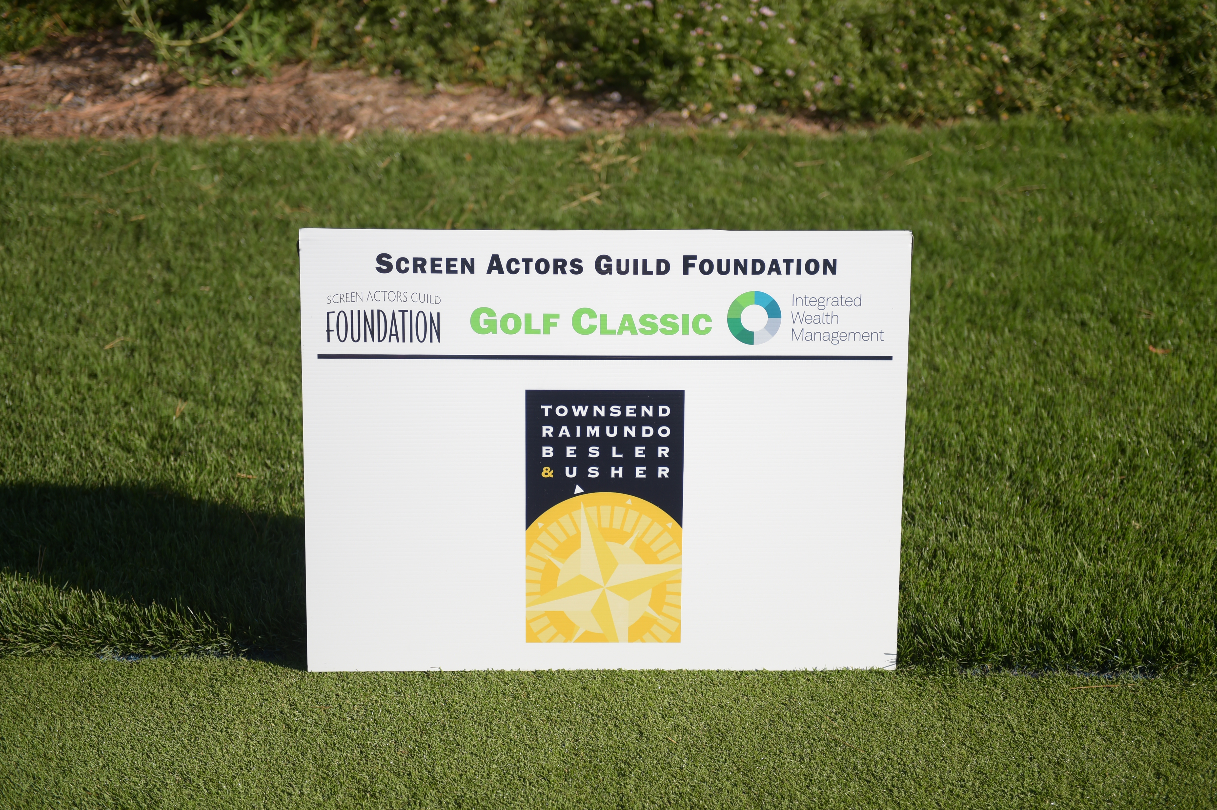 Townsend, Raimundo, Besler & Usher sponsor The Screen Actors Guild Foundation's 6th Annual Los Angeles Golf Classic. (Photo by Jason Kempin/Getty Images for The Screen Actors Guild Foundation)