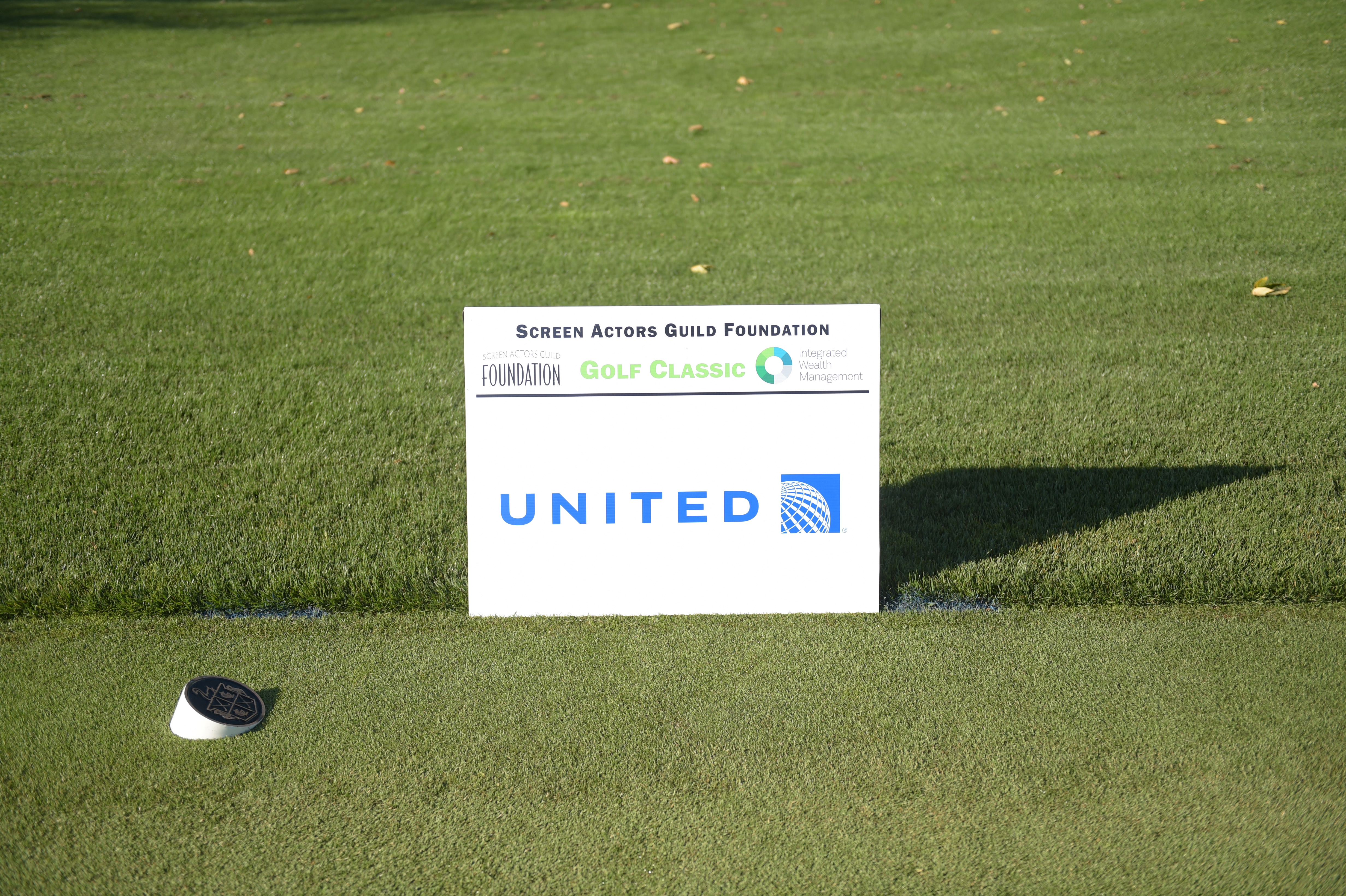 United sponsors The Screen Actors Guild Foundation's 6th Annual Los Angeles Golf Classic. (Photo by Jason Kempin/Getty Images for The Screen Actors Guild Foundation)