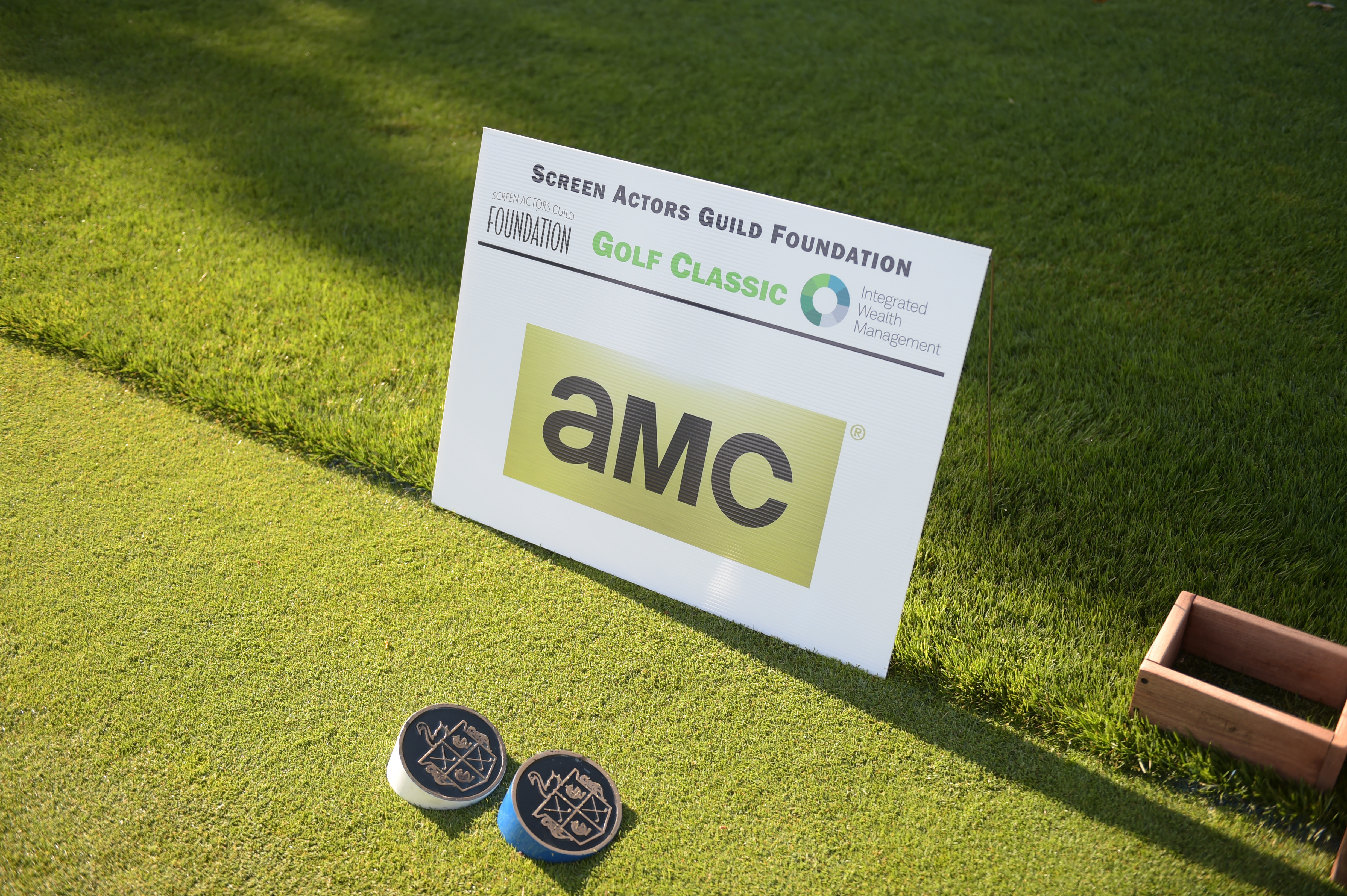 AMC sponsors The Screen Actors Guild Foundation's 6th Annual Los Angeles Golf Classic. (Photo by Jason Kempin/Getty Images for The Screen Actors Guild Foundation)