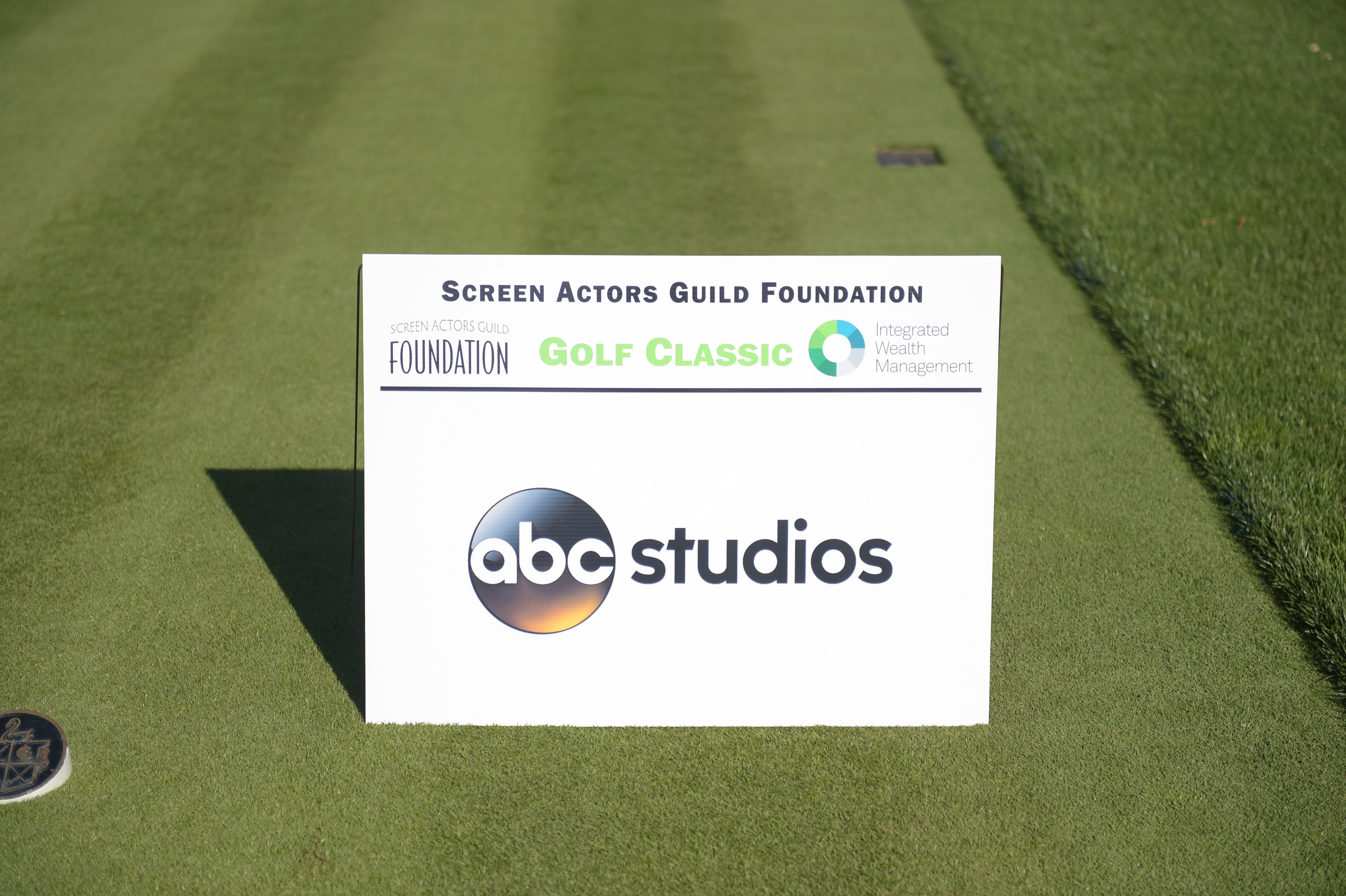 ABC Studios sponsors The Screen Actors Guild Foundation's 6th Annual Los Angeles Golf Classic. (Photo by Jason Kempin/Getty Images for The Screen Actors Guild Foundation)