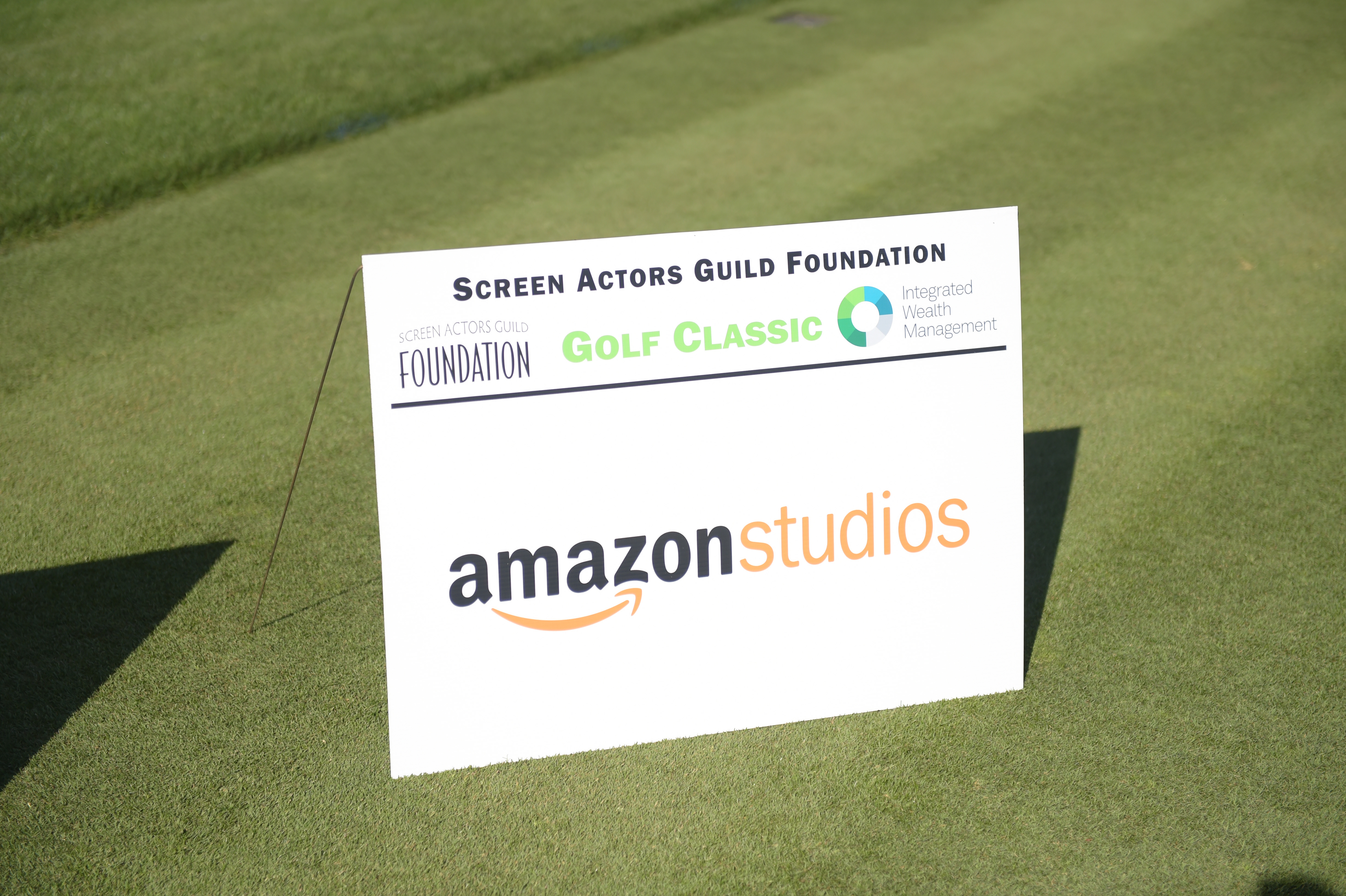 Amazon Studios sponsors The Screen Actors Guild Foundation's 6th Annual Los Angeles Golf Classic. (Photo by Jason Kempin/Getty Images for The Screen Actors Guild Foundation)