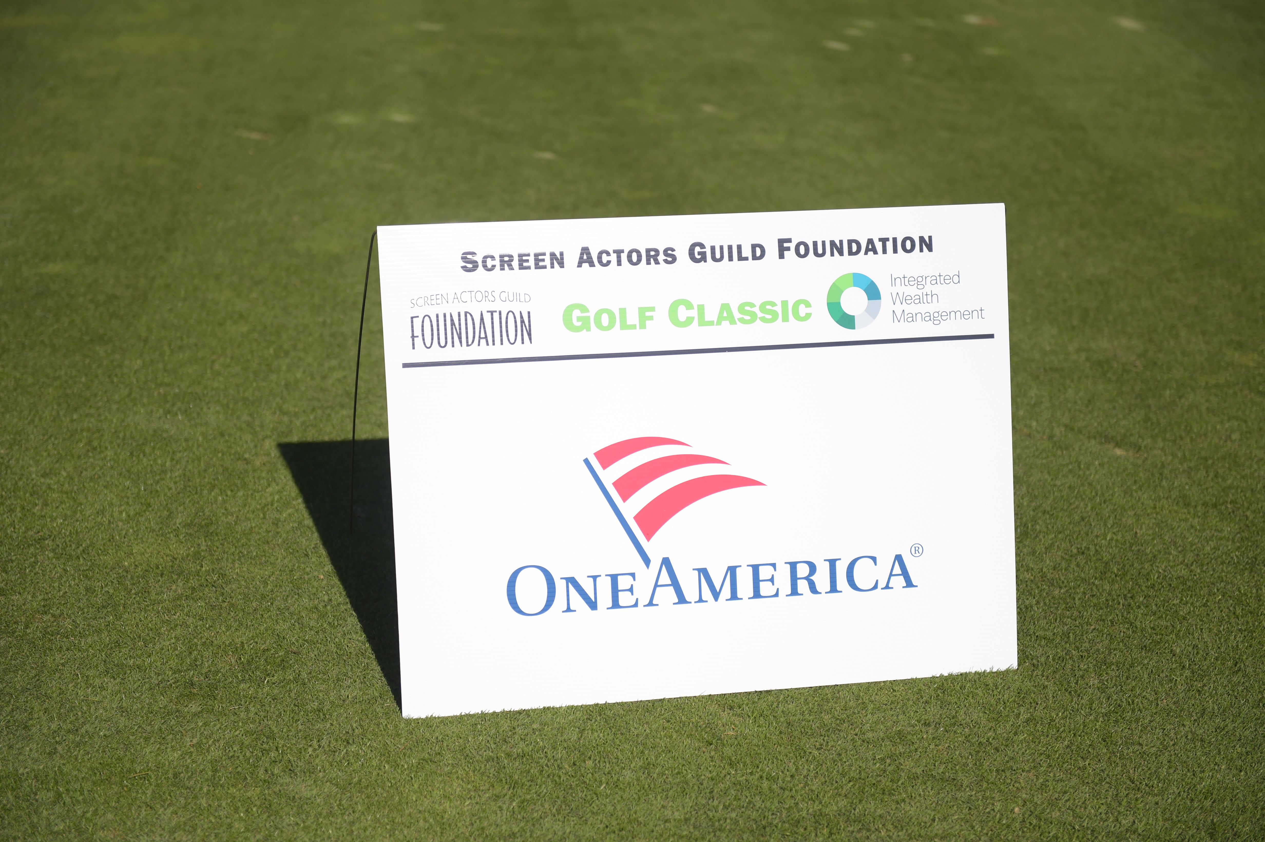 One America sponsors The Screen Actors Guild Foundation's 6th Annual Los Angeles Golf Classic. (Photo by Jason Kempin/Getty Images for The Screen Actors Guild Foundation)