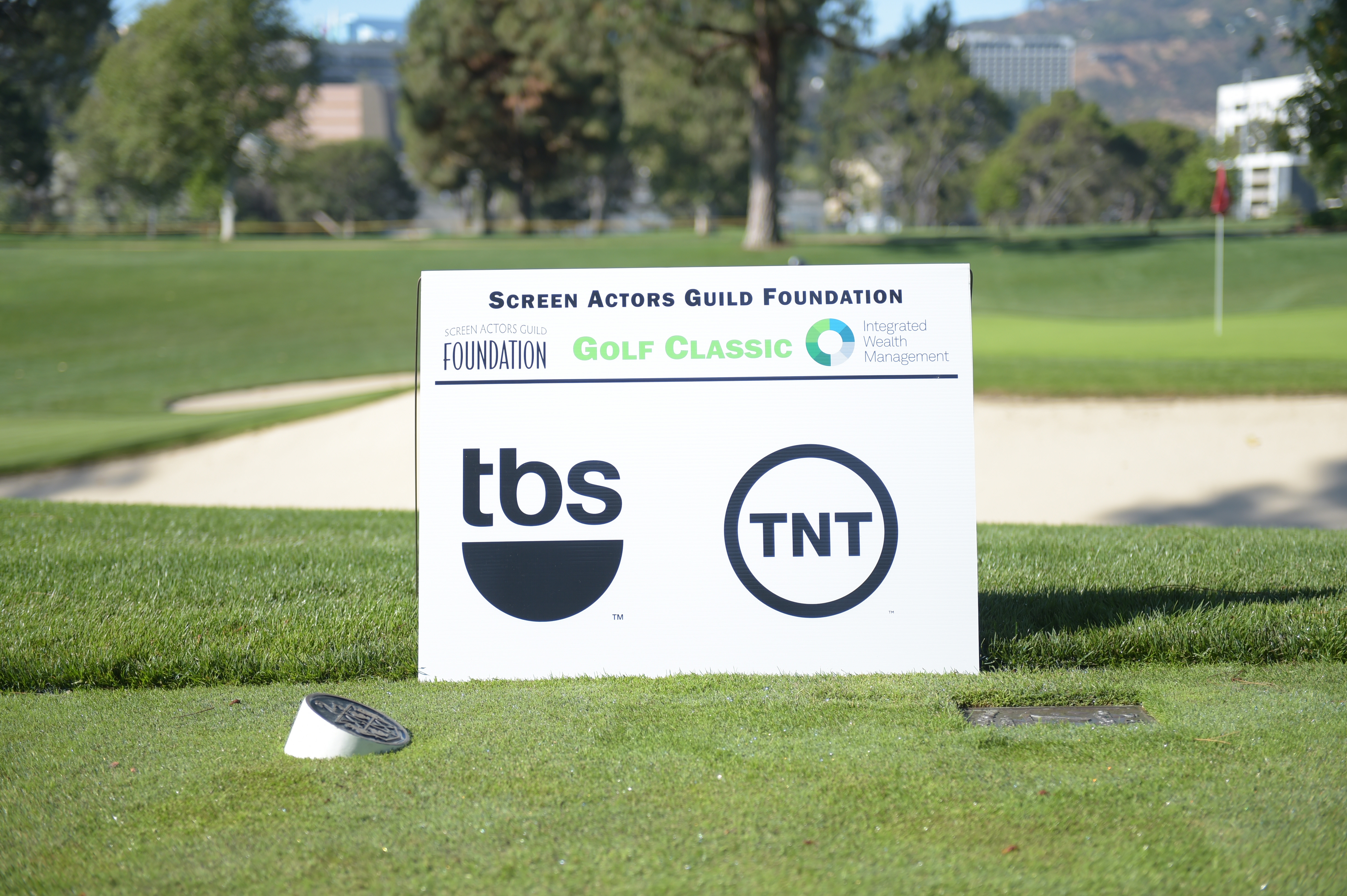 TBS/TNT sponsor The Screen Actors Guild Foundation's 6th Annual Los Angeles Golf Classic. (Photo by Jason Kempin/Getty Images for The Screen Actors Guild Foundation)
