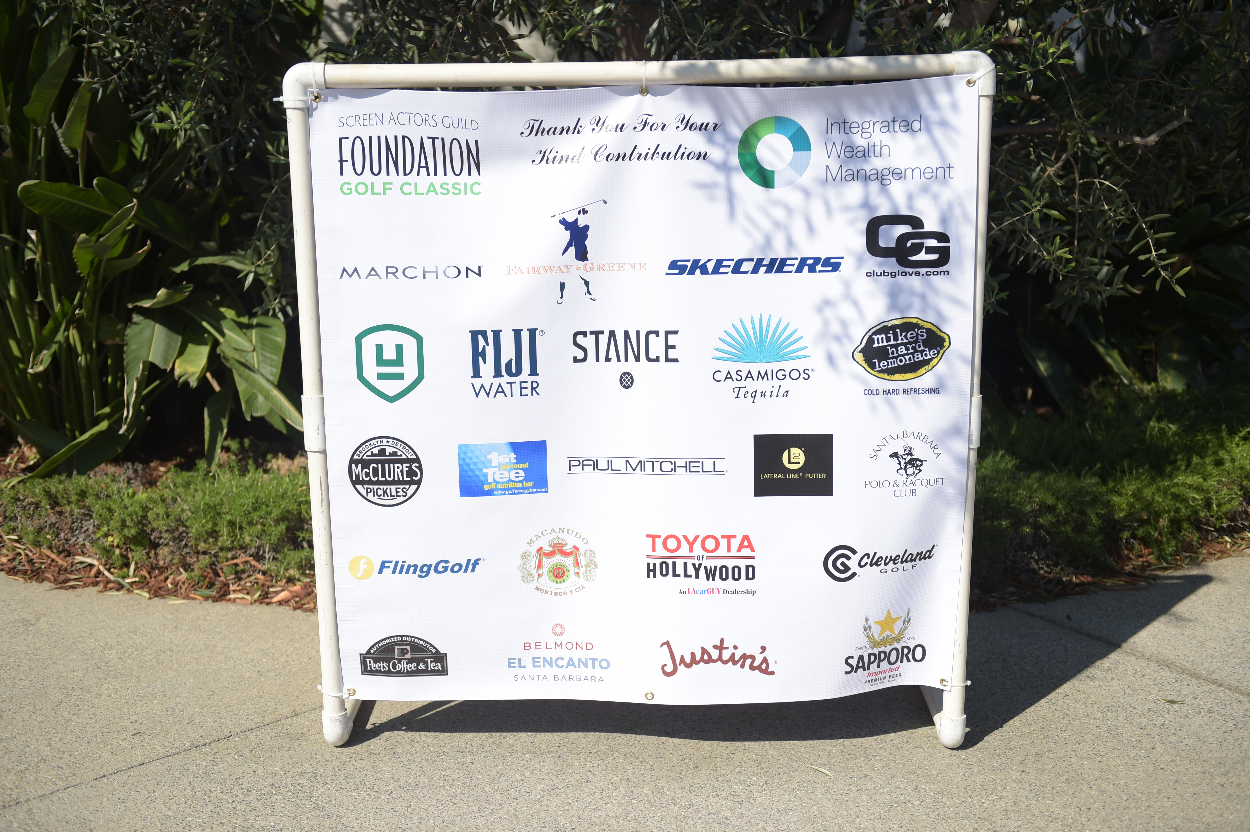 Sponsors and donors for the The Screen Actors Guild Foundation's 6th Annual Los Angeles Golf Classic on June 8, 2015 in Burbank, California. (Photo by Jason Kempin/Getty Images for The Screen Actors Guild Foundation)