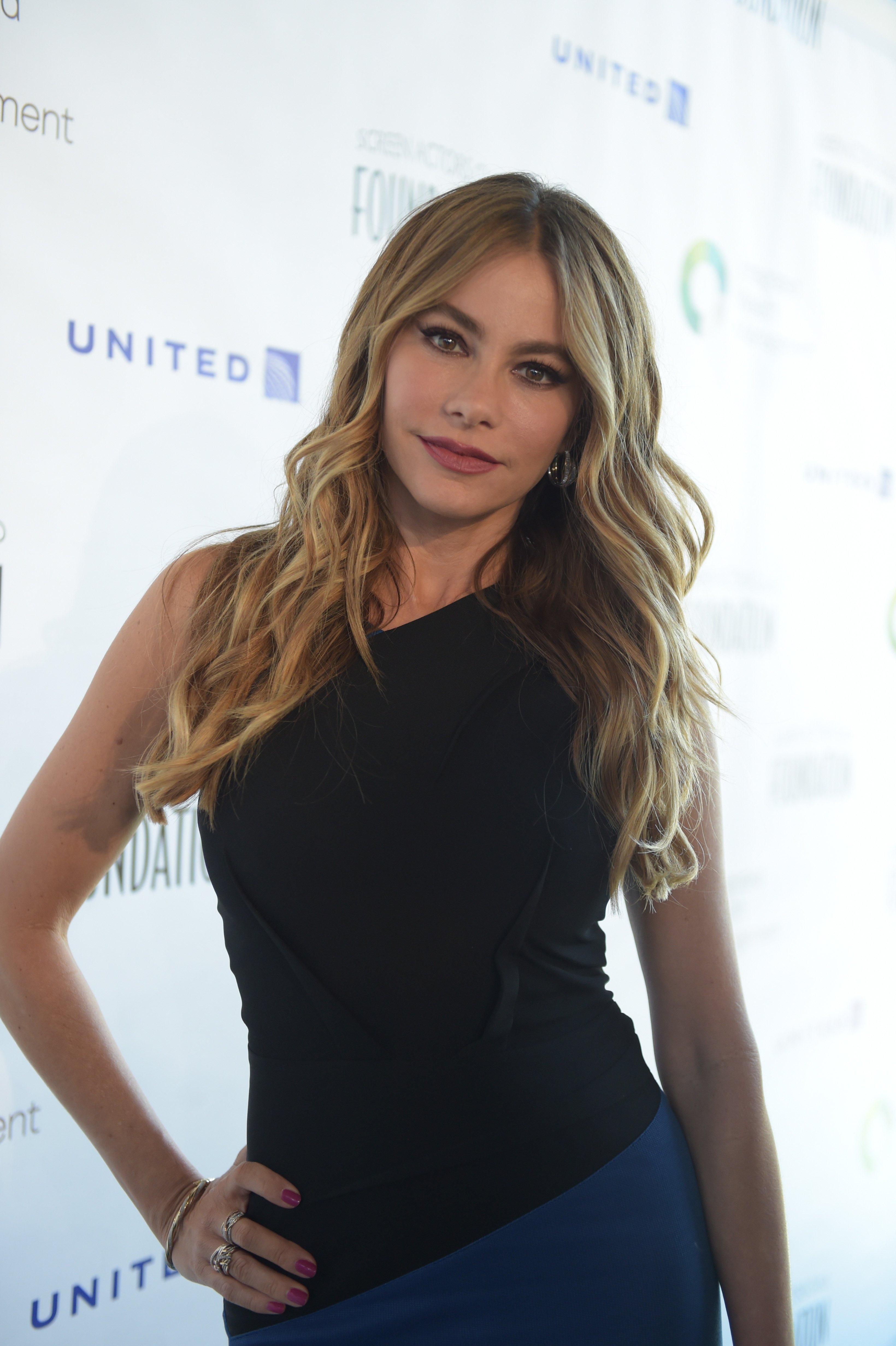 Sofia Vergara attends The Screen Actors Guild Foundation's 6th Annual Los Angeles Golf Classic on June 8, 2015 in Burbank, California. (Photo by Jason Kempin/Getty Images for The Screen Actors Guild Foundation)