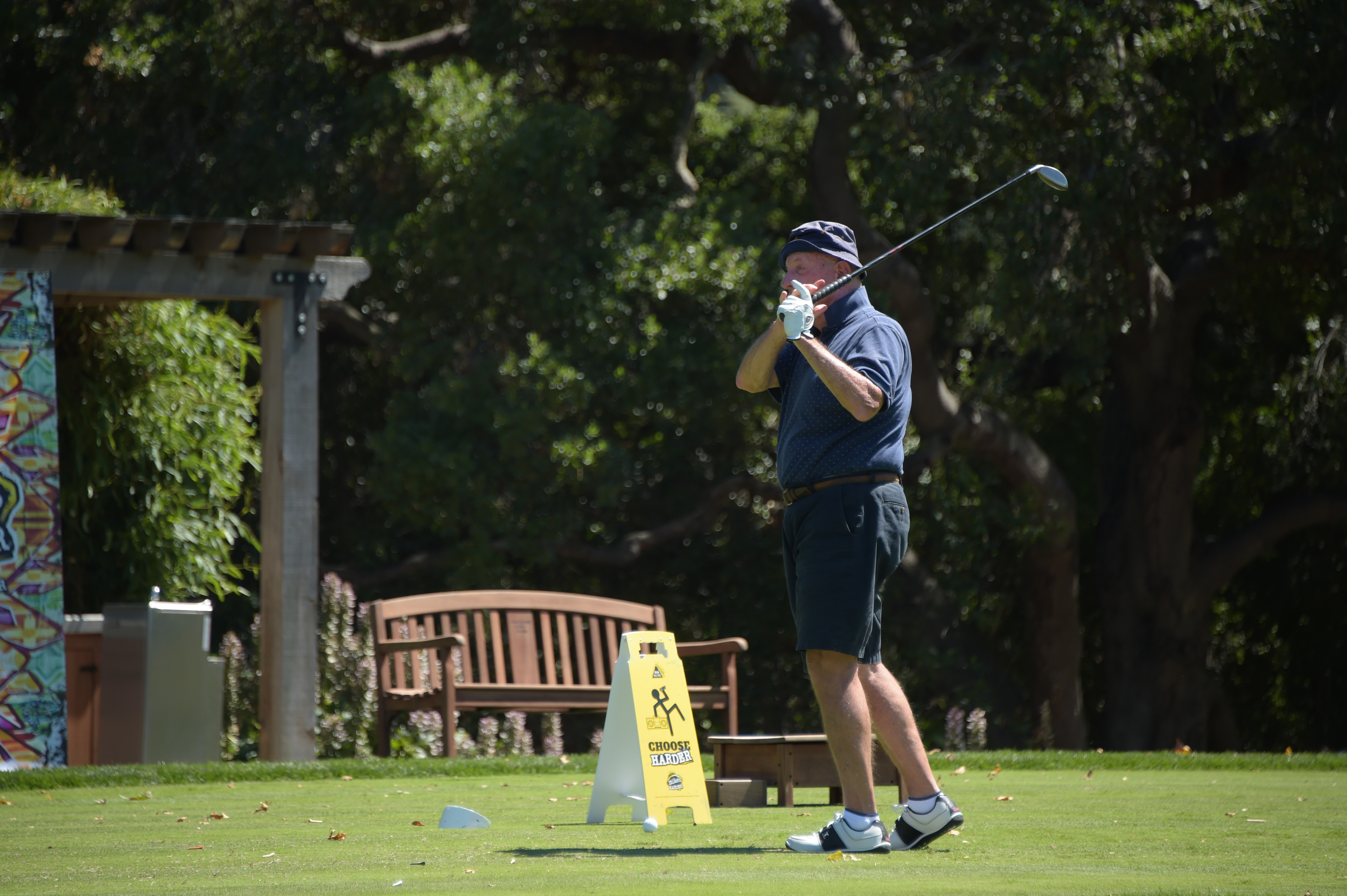 Jonathan Banks attends The Screen Actors Guild Foundation's 6th Annual Los Angeles Golf Classic on June 8, 2015 in Burbank, California. (Photo by Jason Kempin/Getty Images for The Screen Actors Guild Foundation)