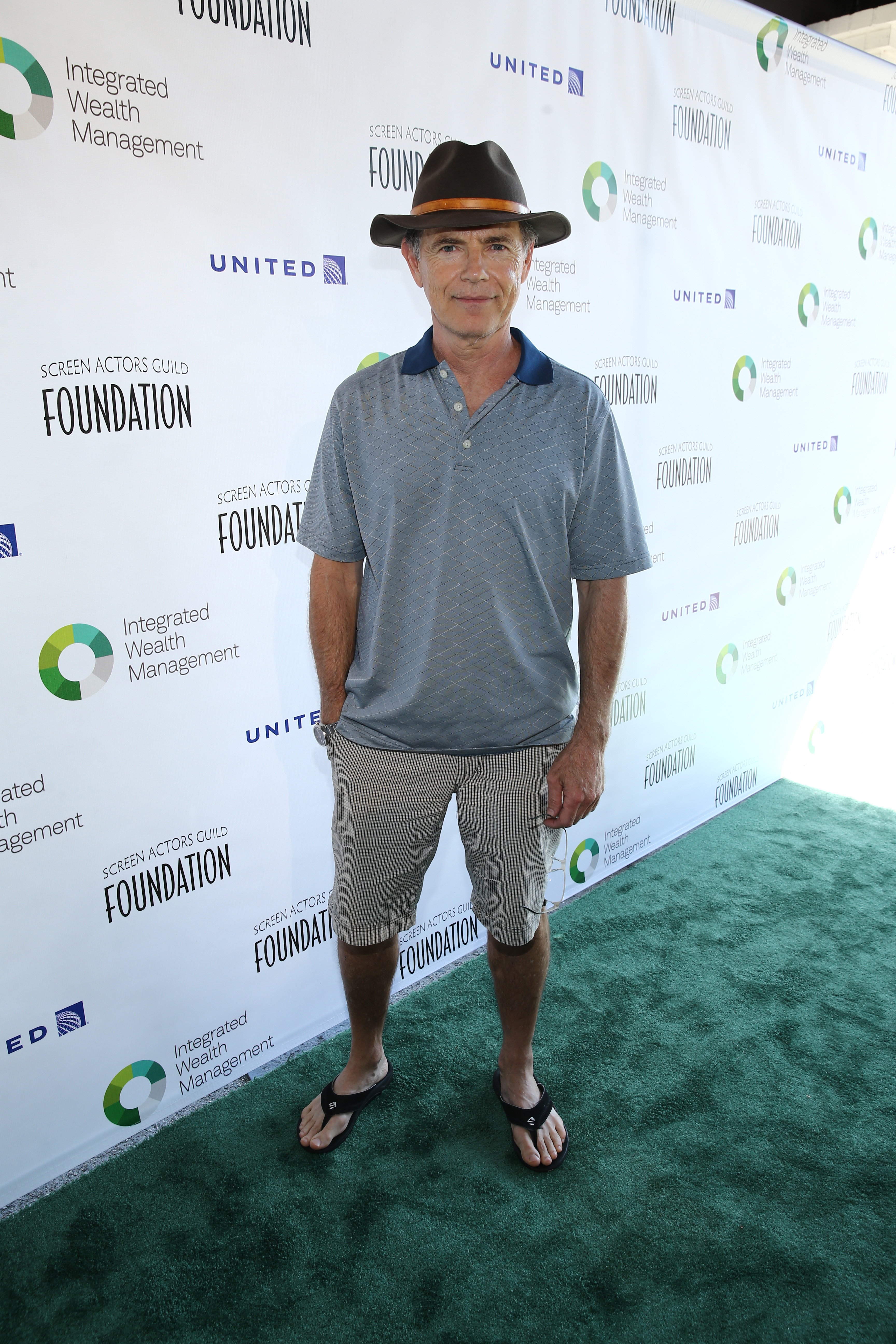 Actor Bruce Greenwood attends The Screen Actors Guild Foundation's 6th Annual Los Angeles Golf Classic on June 8, 2015 in Burbank, California.  (Photo by Mark Davis/Getty Images for The Screen Actors Guild Foundation)