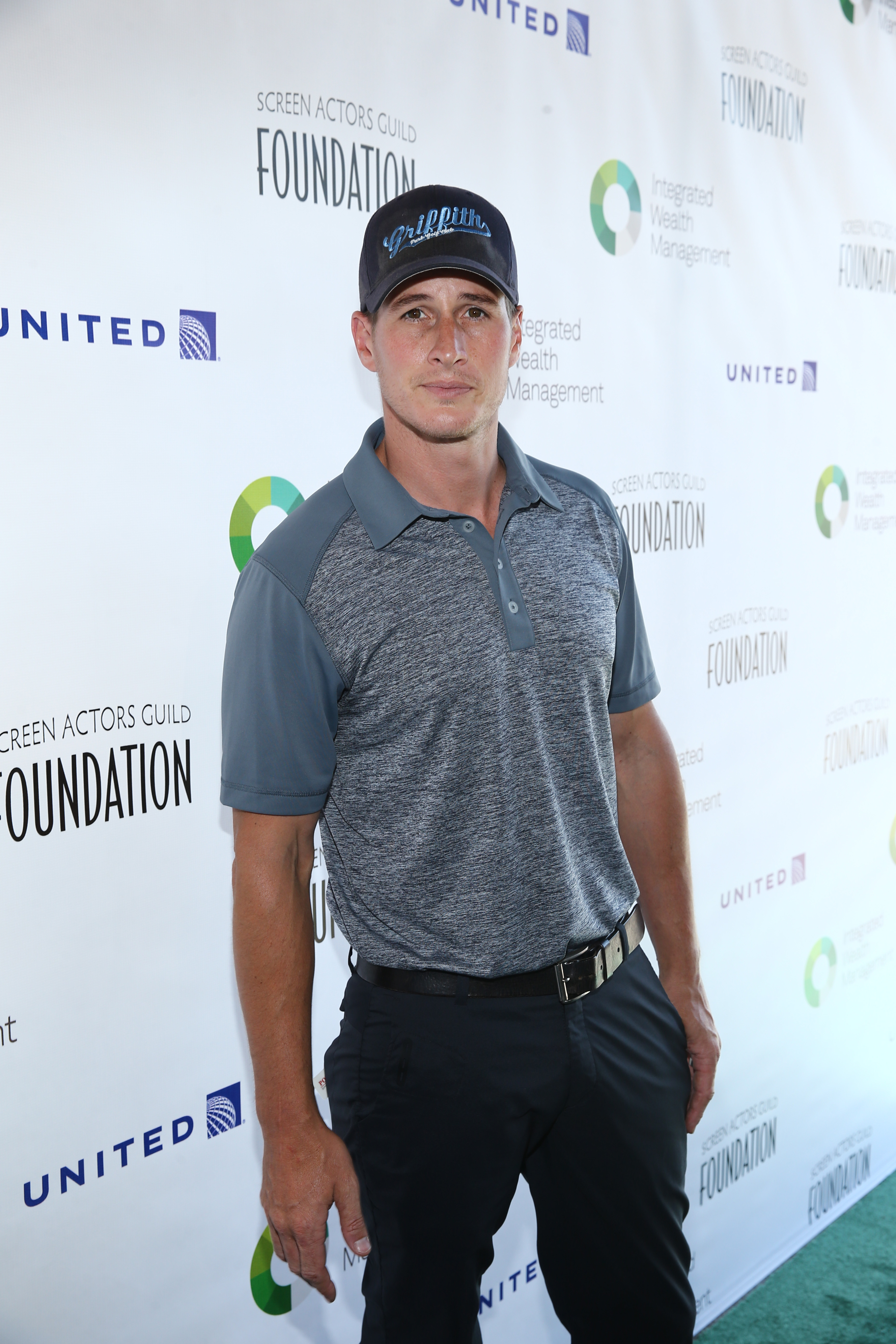Host Brendan Fehr attends The Screen Actors Guild Foundation's 6th Annual Los Angeles Golf Classic on June 8, 2015 in Burbank, California. (Photo by Mark Davis/Getty Images for The Screen Actors Guild Foundation)