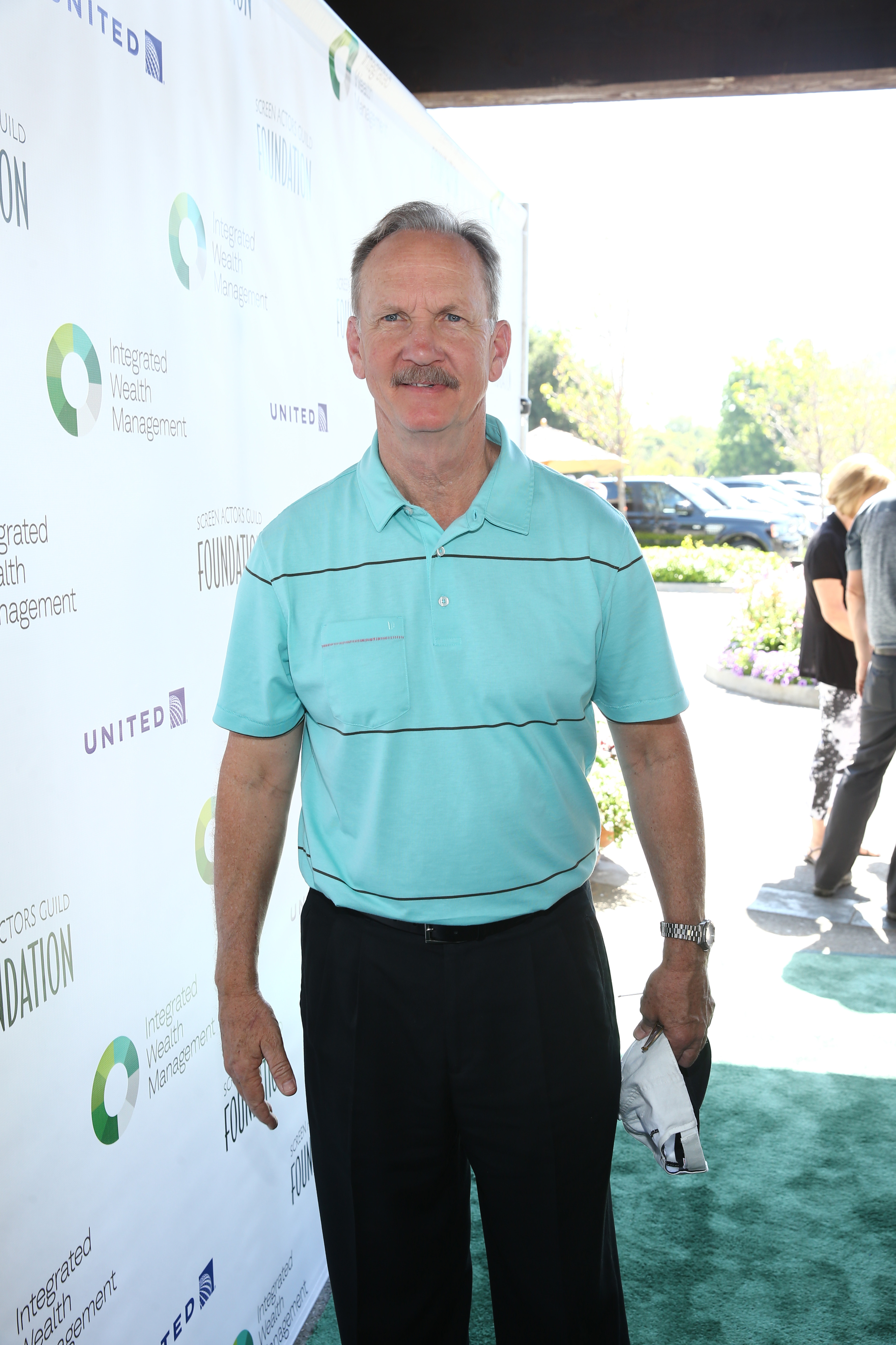 Michael O'Niell attends The Screen Actors Guild Foundation's 6th Annual Los Angeles Golf Classic on June 8, 2015 in Burbank, California. (Photo by Mark Davis/Getty Images for The Screen Actors Guild Foundation)