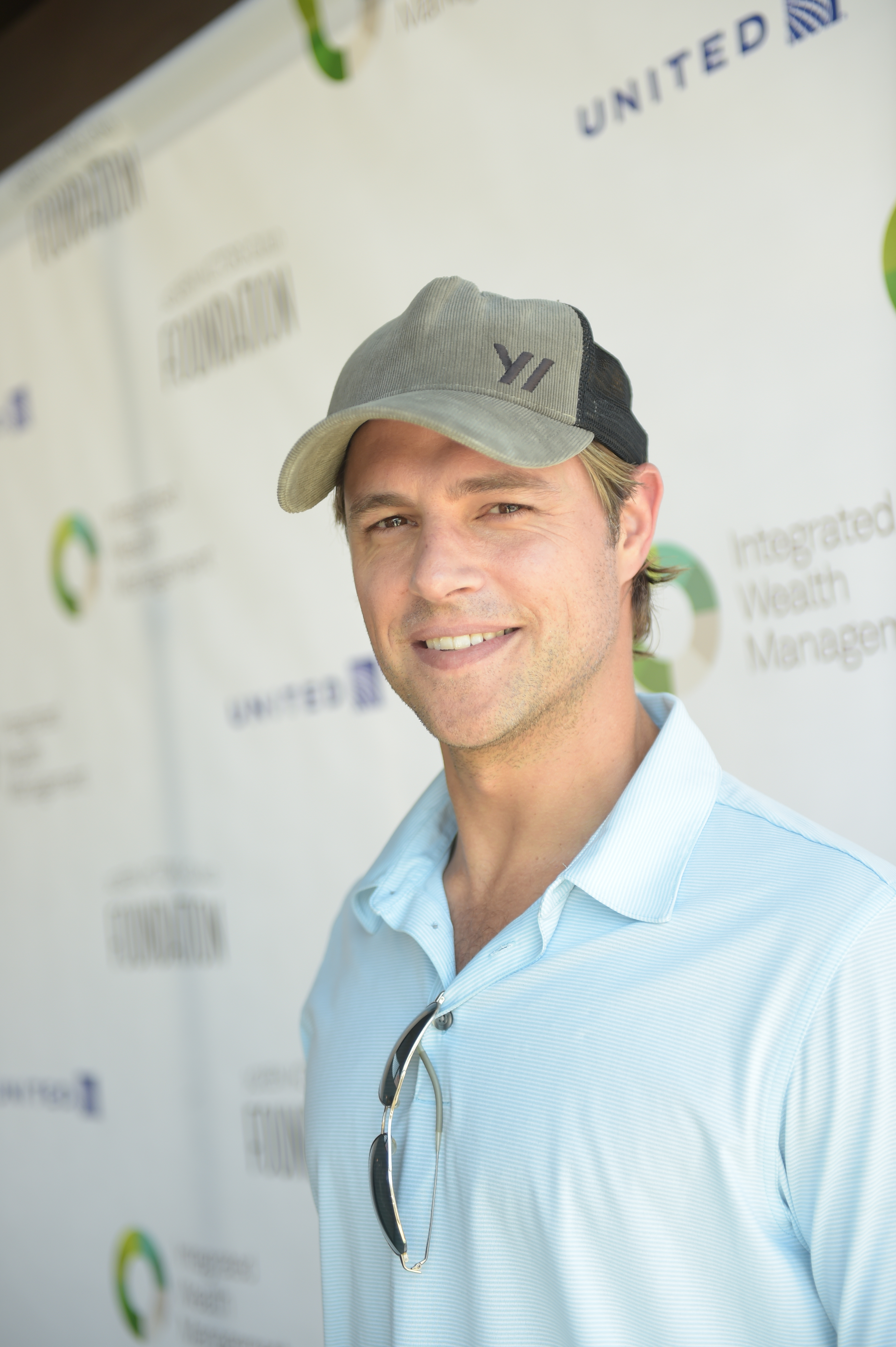 Actor Sam Page attends the Screen Actors Guild Foundation's 6th Annual Los Angeles Golf Classic on June 8, 2015 in Burbank, California. (Photo by Jason Kempin/Getty Images for The Screen Actors Guild Foundation)